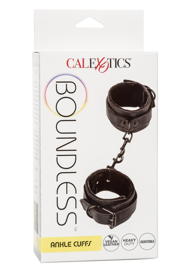 Boundless Ankle Cuffs - Black