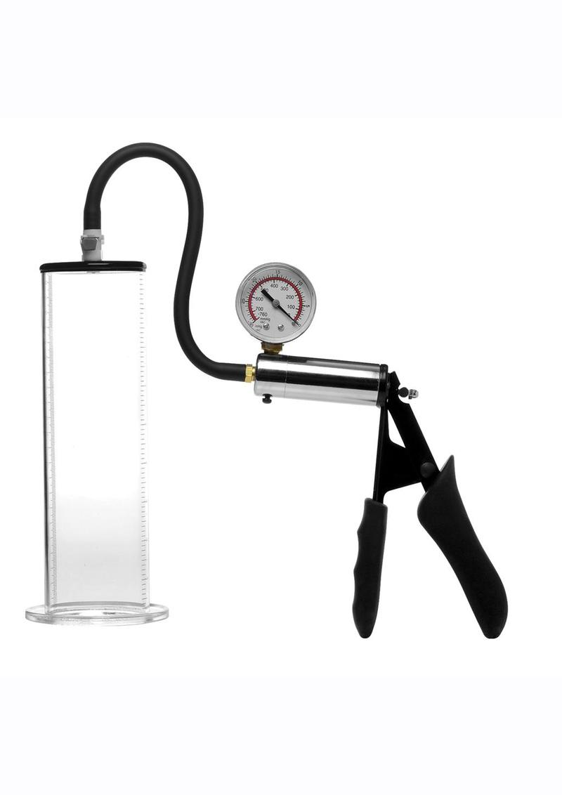 Size Matters Penis Pump Kit With Cylinder 2.5in - Clear