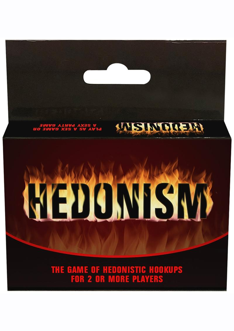 Hedonism Couples Card Game