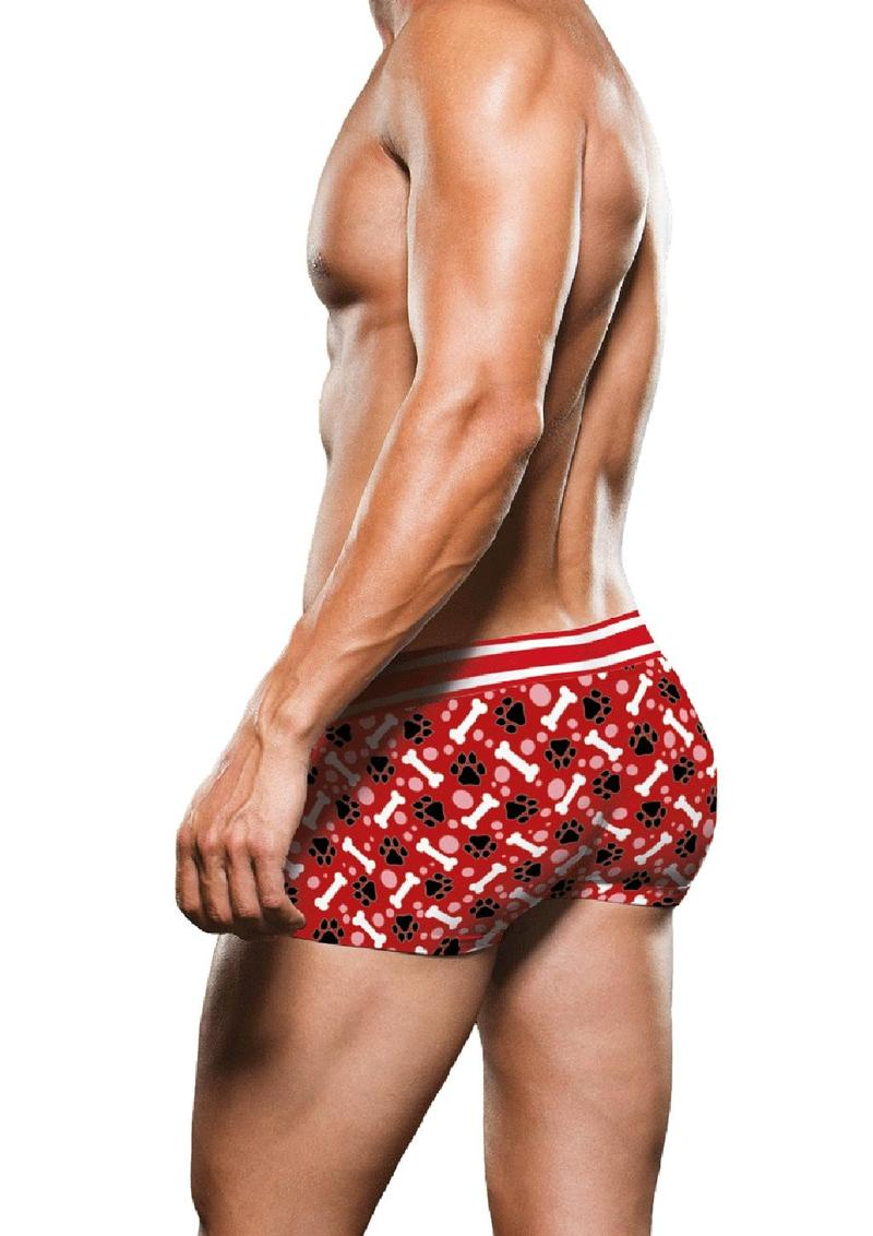 Prowler Red Paw Trunk - Small - Red